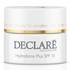 HYDRO BALANCE Hydroforce Krem nawilżający Plus SPF 15, 50 ml